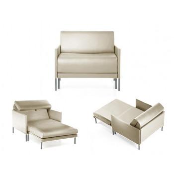 fauteuil convertible en lit d couvrez le fauteuil lit 1. Black Bedroom Furniture Sets. Home Design Ideas