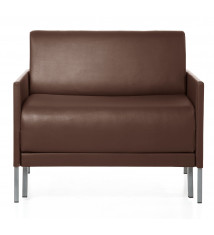 Fauteuil modulable Club 84 Mandinka LIGHT BROWN