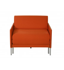 Fauteuil modulable Club 84 FILO ORANGE